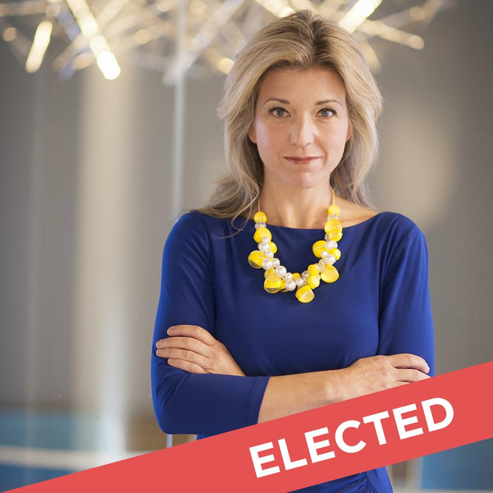 Jennifer Jordan  Elected for  State Senate District 6   Website |  Facebook
