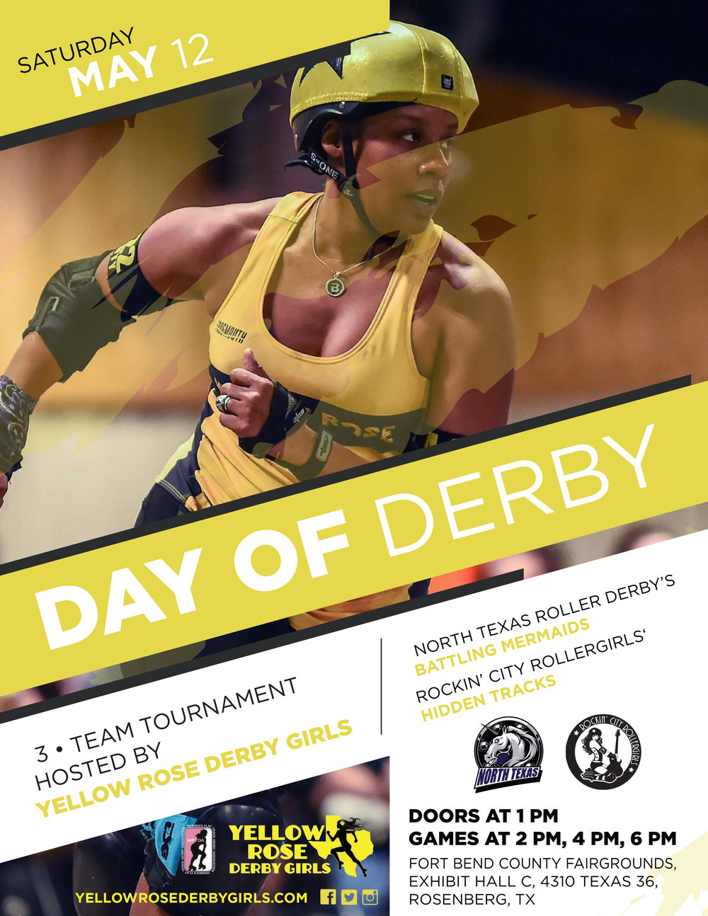 Day of Derby Flyer