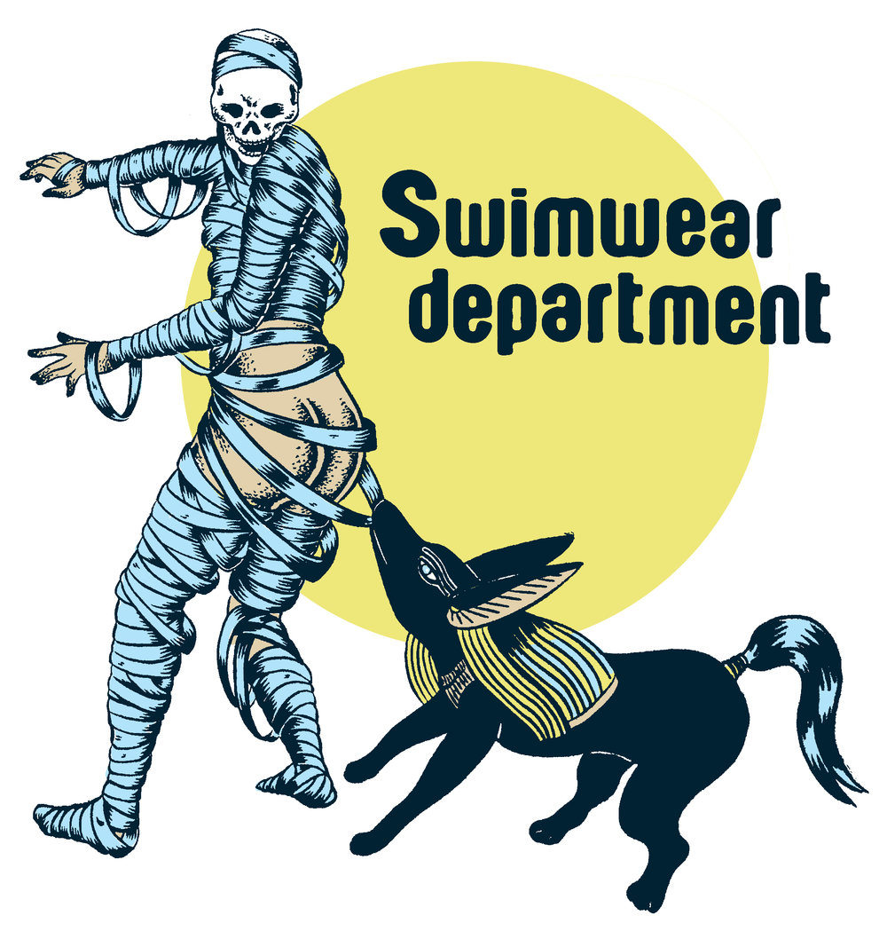 Swimwear Department, Mummy Butt