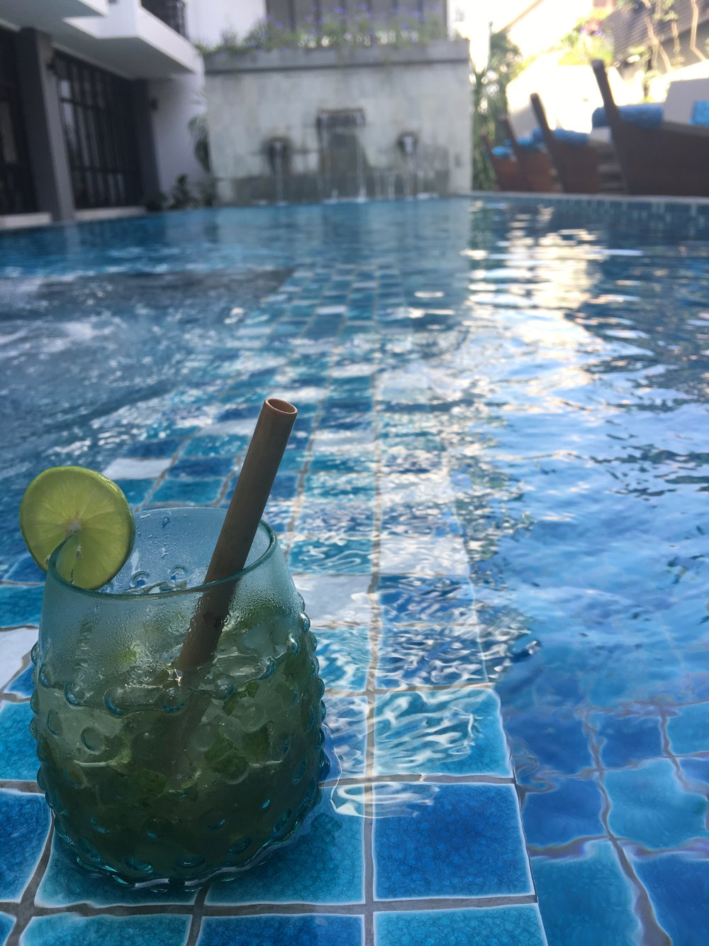 Paradise & A Mojito