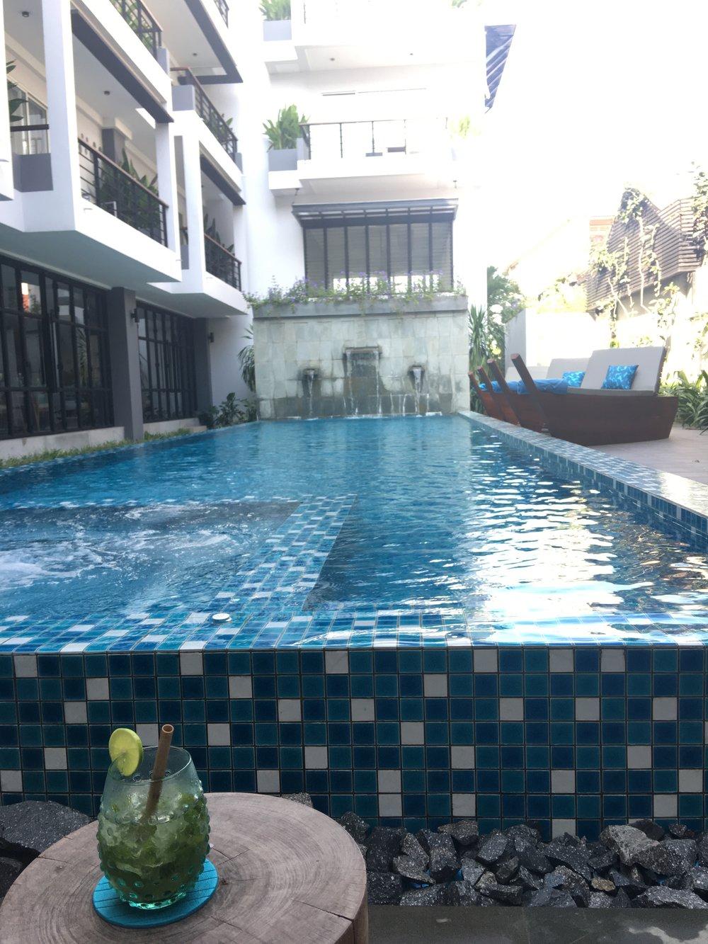 Riversoul Pool