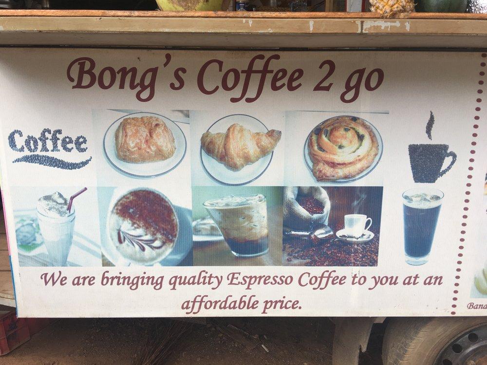 Bong's Coffee