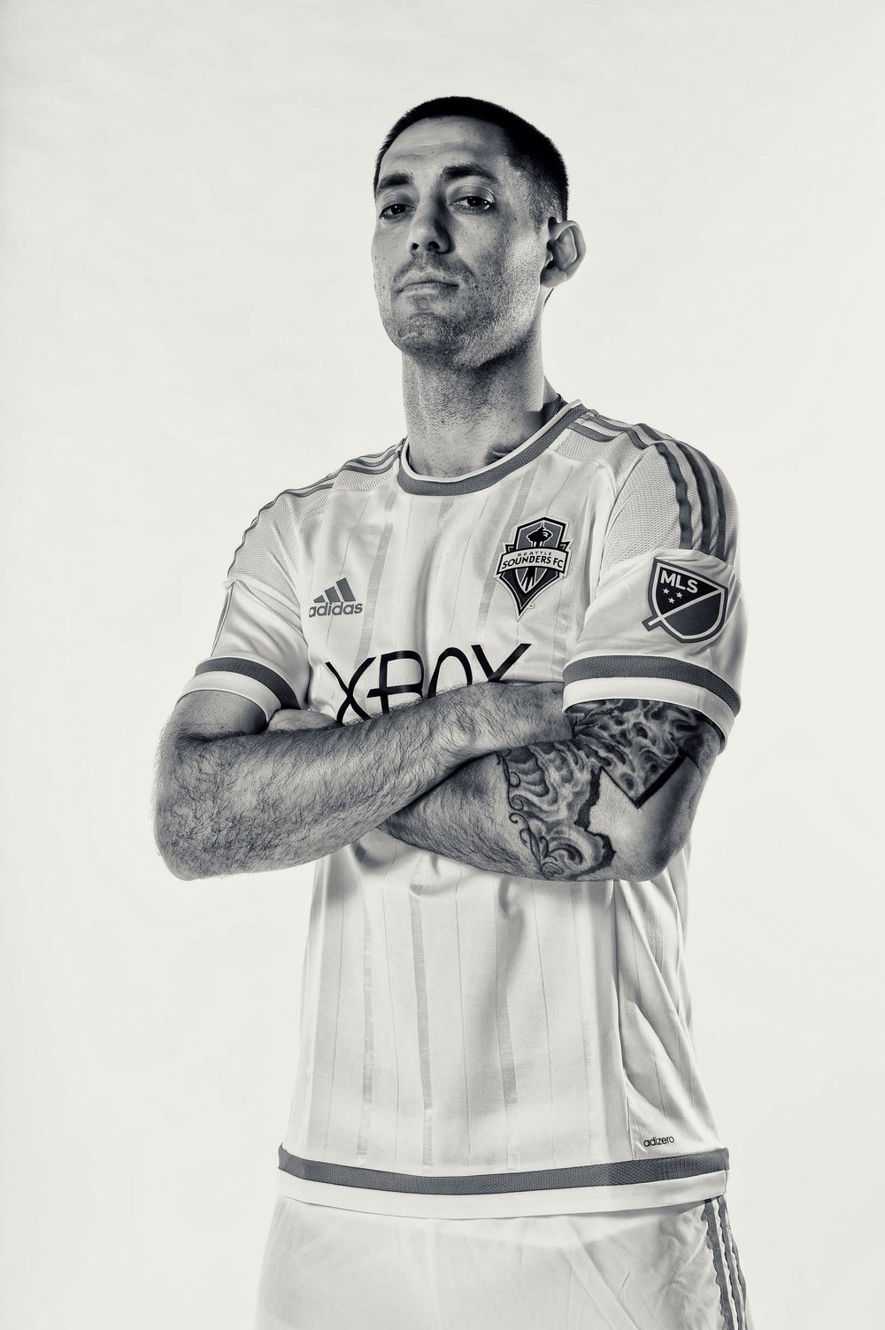 Clint Dempsey, MLS  Los Angeles, California