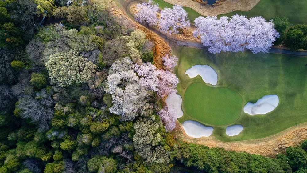 Yokohama Country Club, Yokohama, Japan