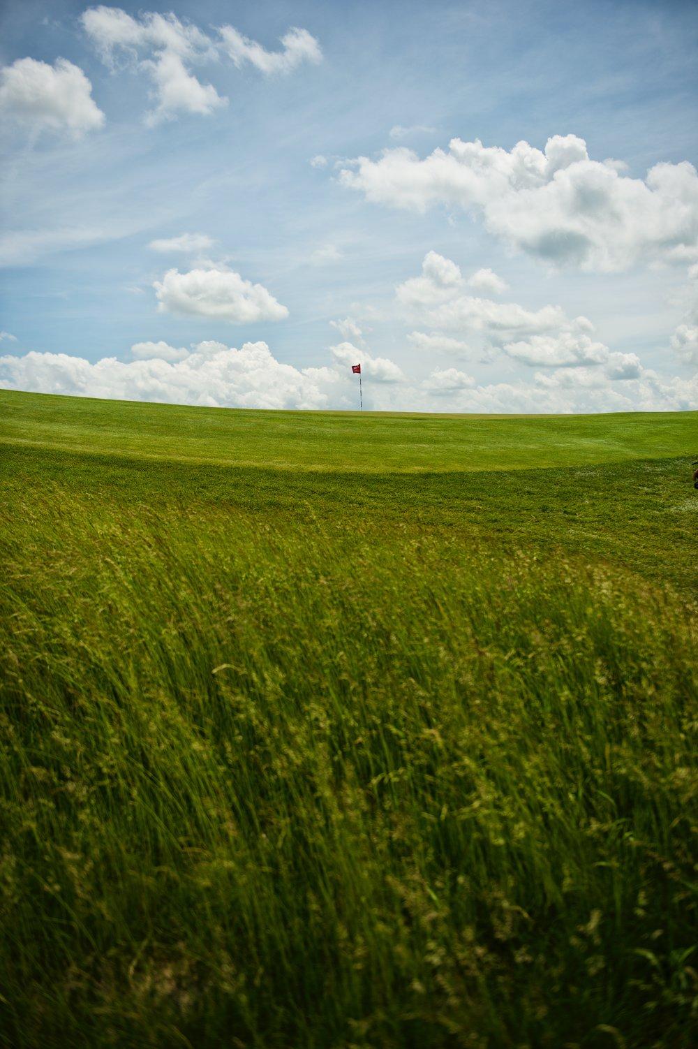 Erin Hills Erin Hills, Wisconsin