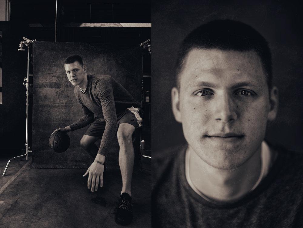 Henry Ellenson  NBA  Stance Socks, San Clemente, California
