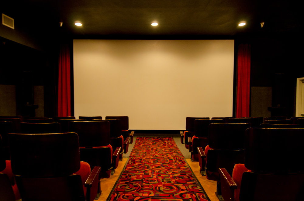 Movie Theater at Somerset Court - Minot