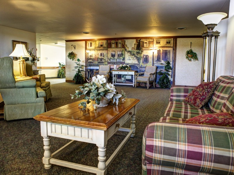 "Host a Party or Just Hangout in ""The Heritage Room"" at Somerset Court - Minot"