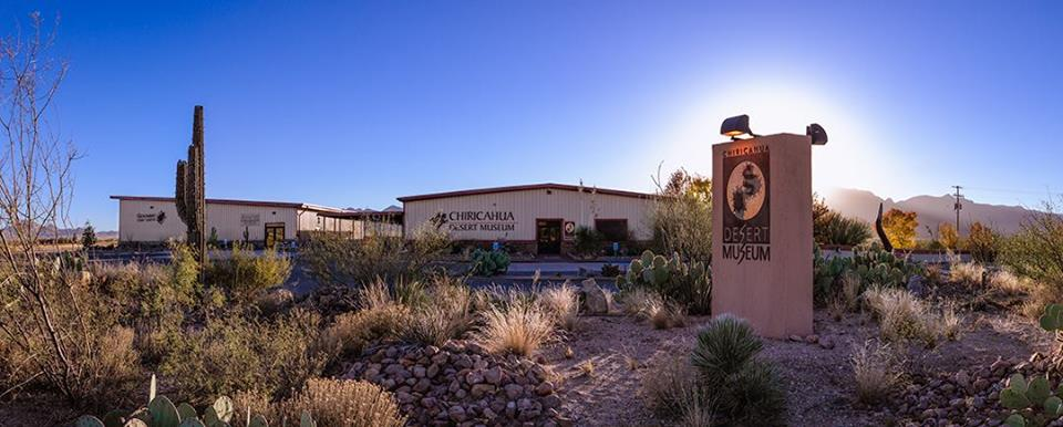 Chiricahua Desert Museum & Geronimo Event Center - Image from CDM Facebook