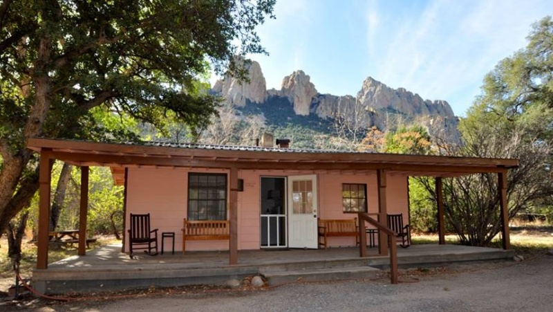 One of the variety of cottages at Cave Creek Ranch - Image from CCR website