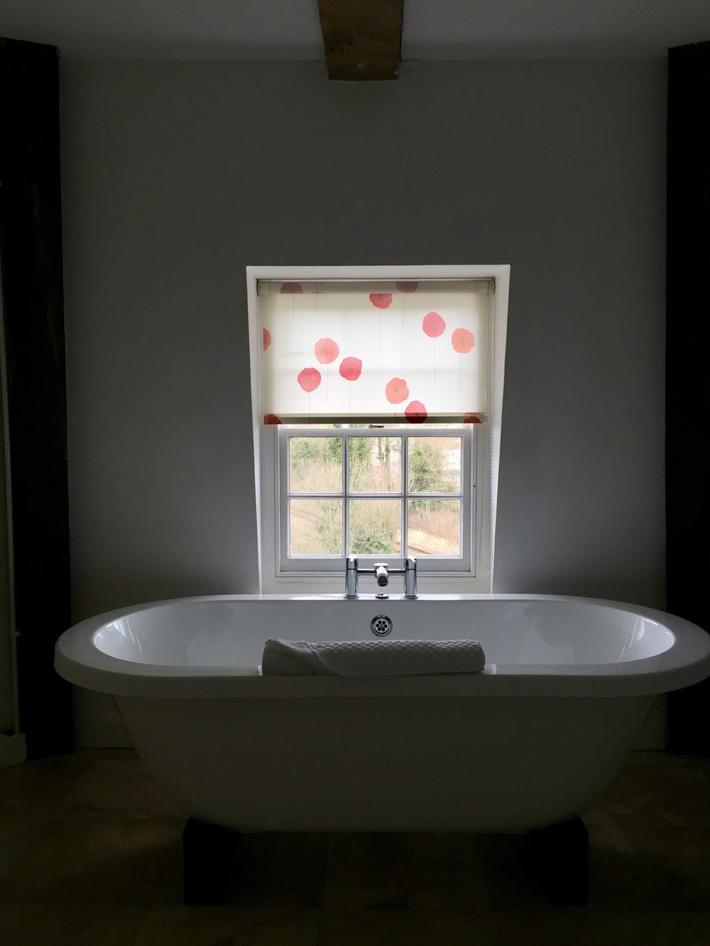 The Rye Windmill Sussex - Suite Roll Top Bath
