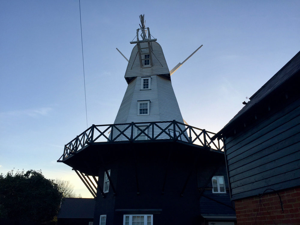 The Rye Windmill Sussex