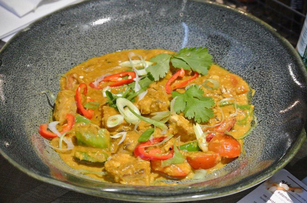 Wagamama Summer Menu - Samla Curry