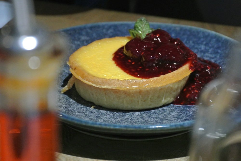 Wagamama Summer Menu - Yuzu & Lemon Tart