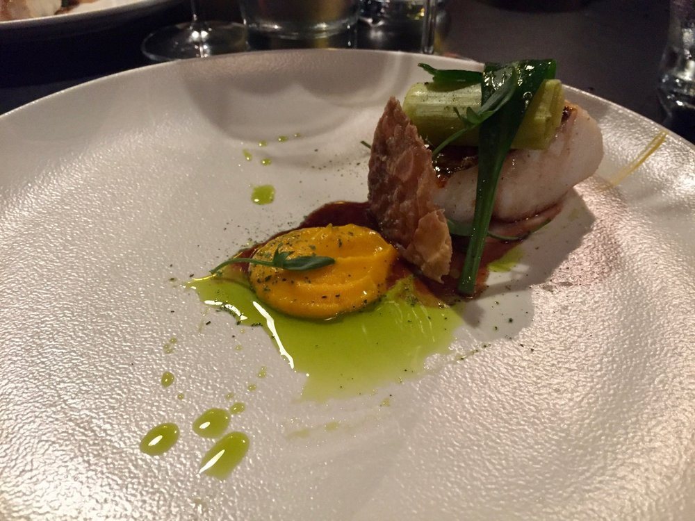The Wilderness pollock carrot chicken skin