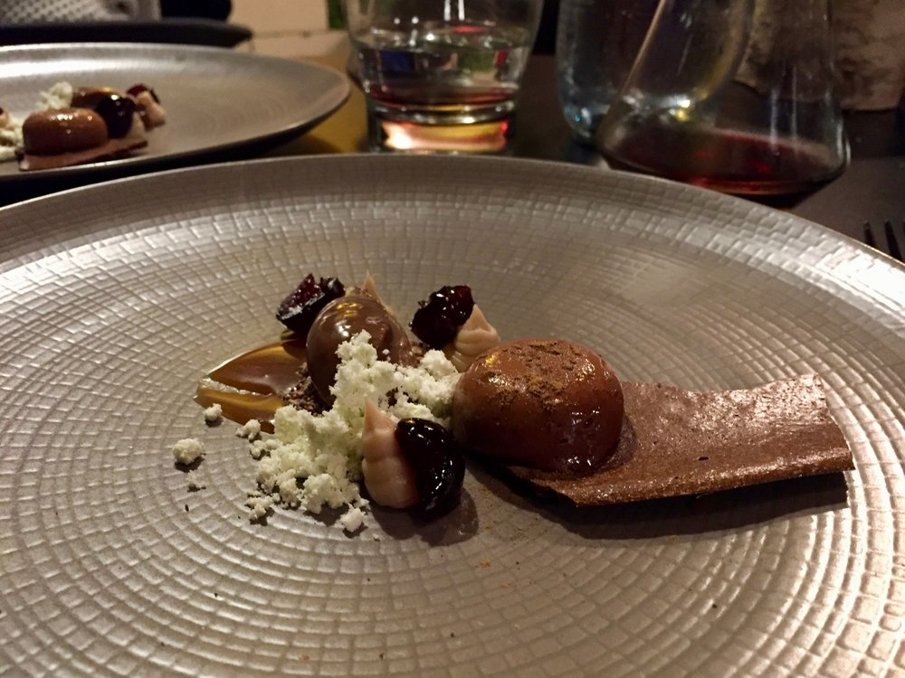 The Wilderness chocolate cep cherry