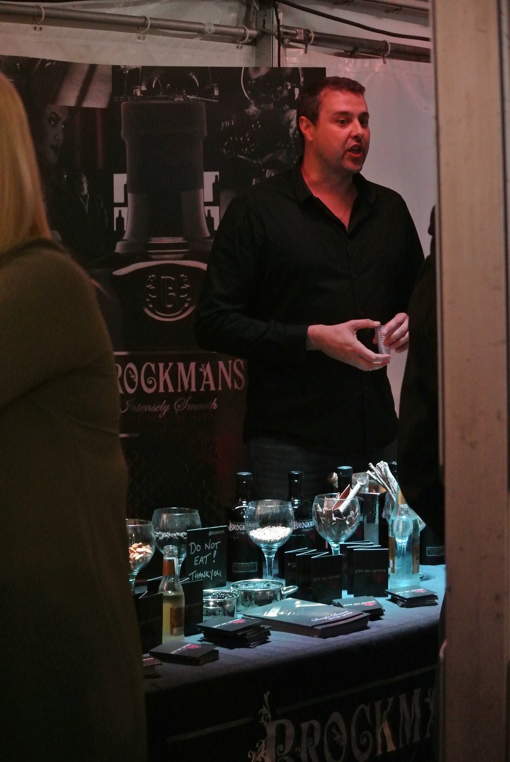 Gin Festival Coventry - Brockmans Gin Rep