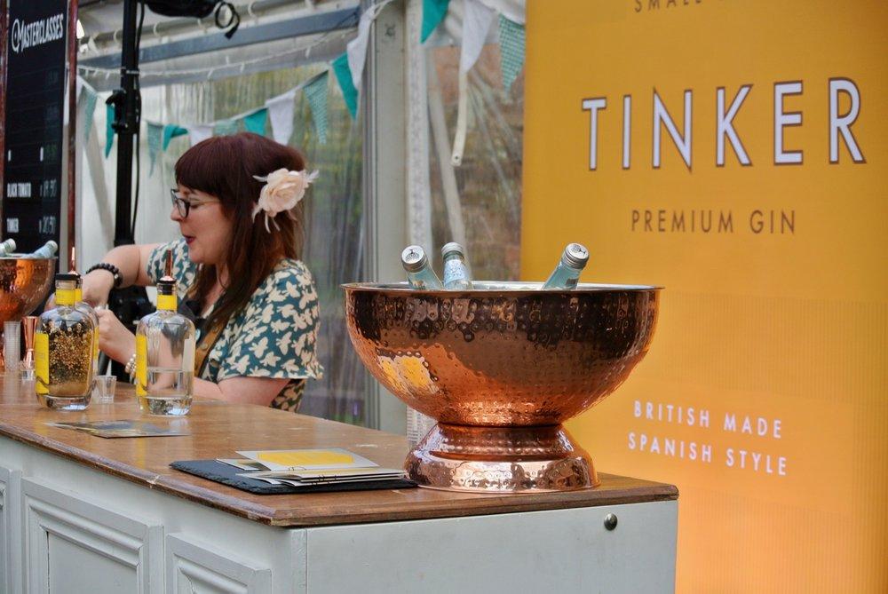 Gin Festival Coventry - Tinker Gin Bar