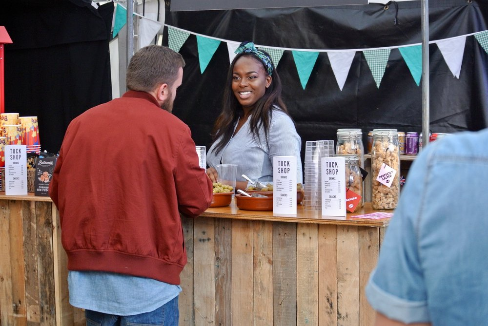 Gin Festival Coventry - Tuck Shop