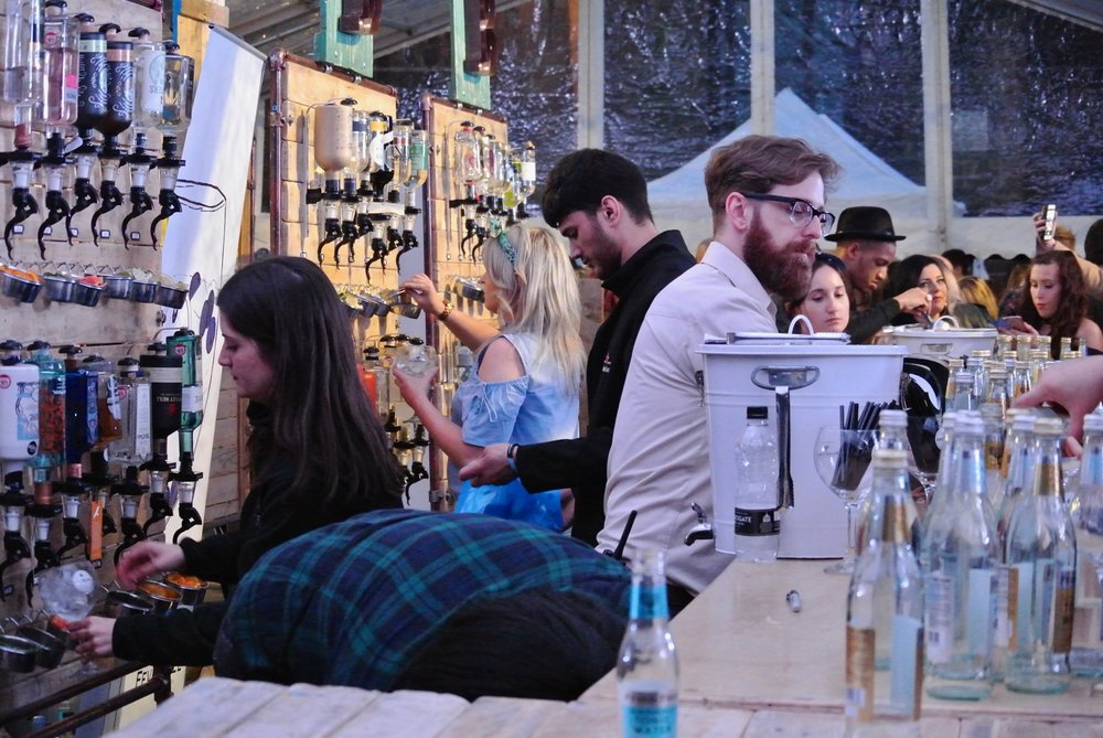 Gin Festival Coventry - Bar A