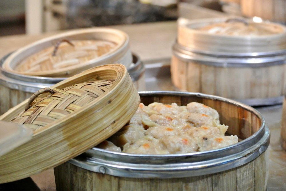 Cosmo Coventry Dim Sum Steaming Baskets