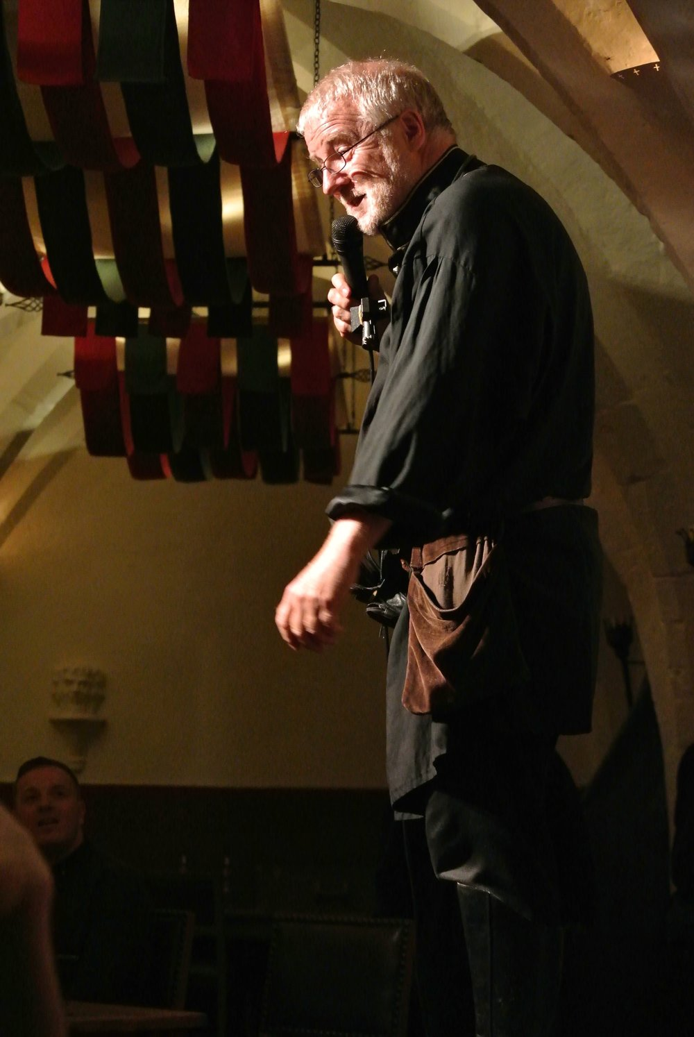 Warwick Castle Events Kingmaker Magician Comedian