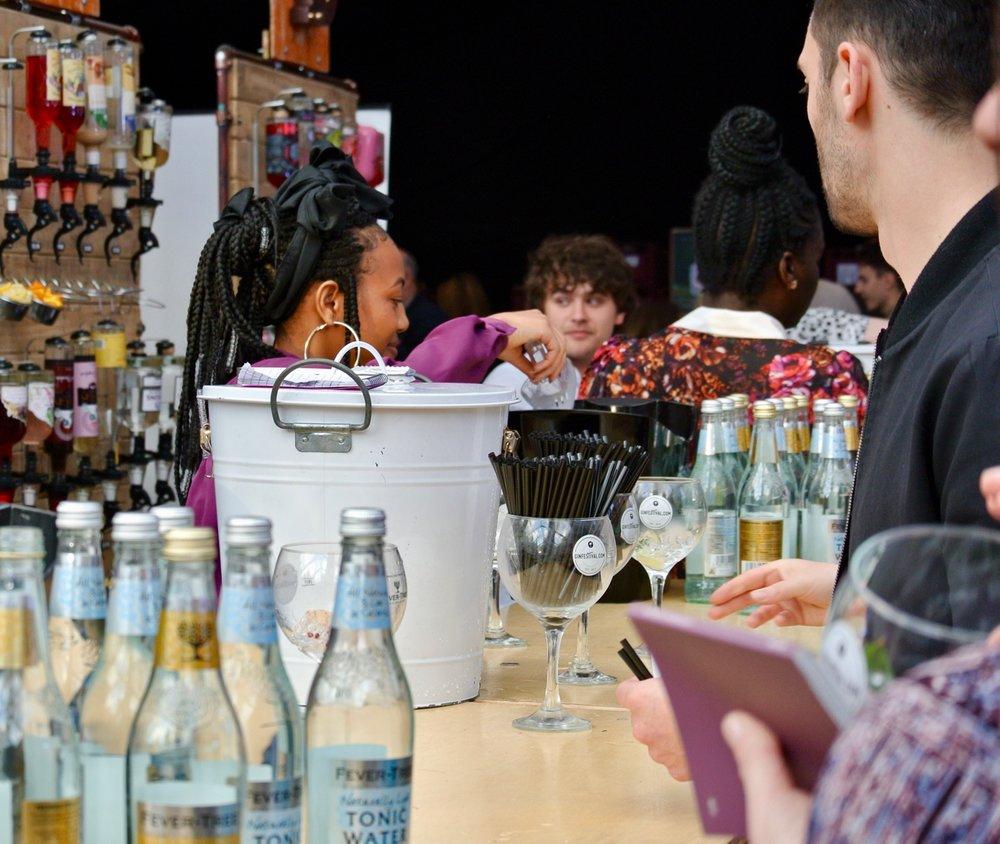 Gin Festival Bar
