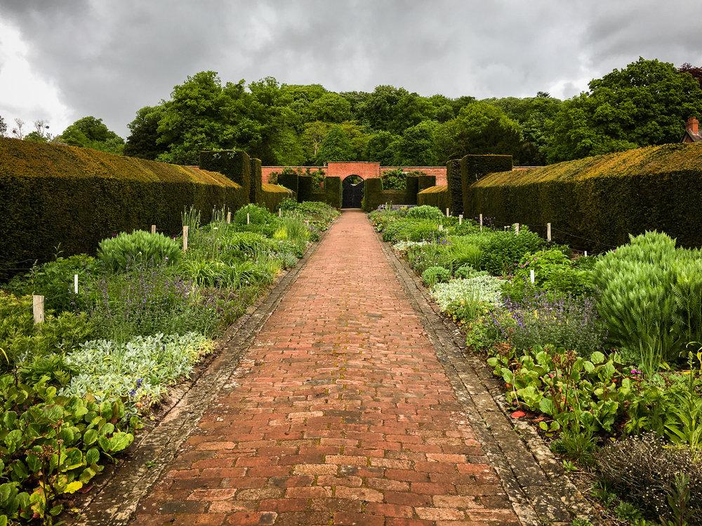 The Ethicurean Garden Path