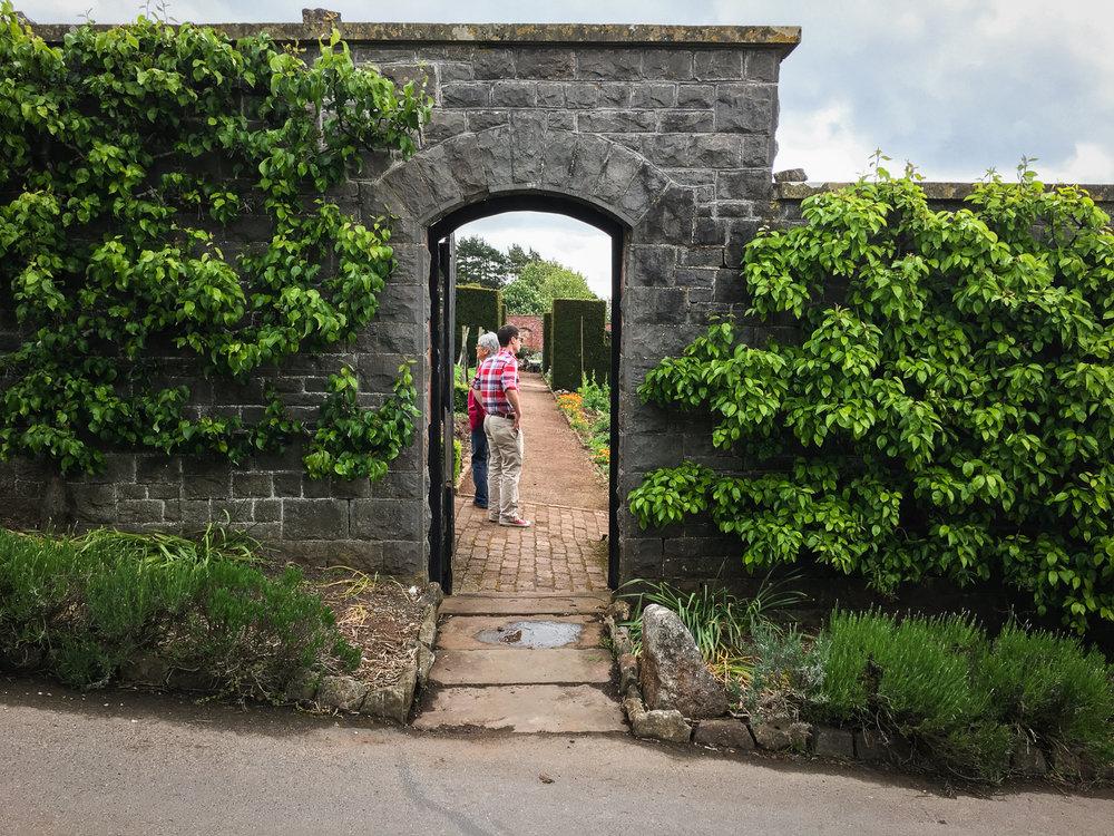 The Ethicurean Walled Garden