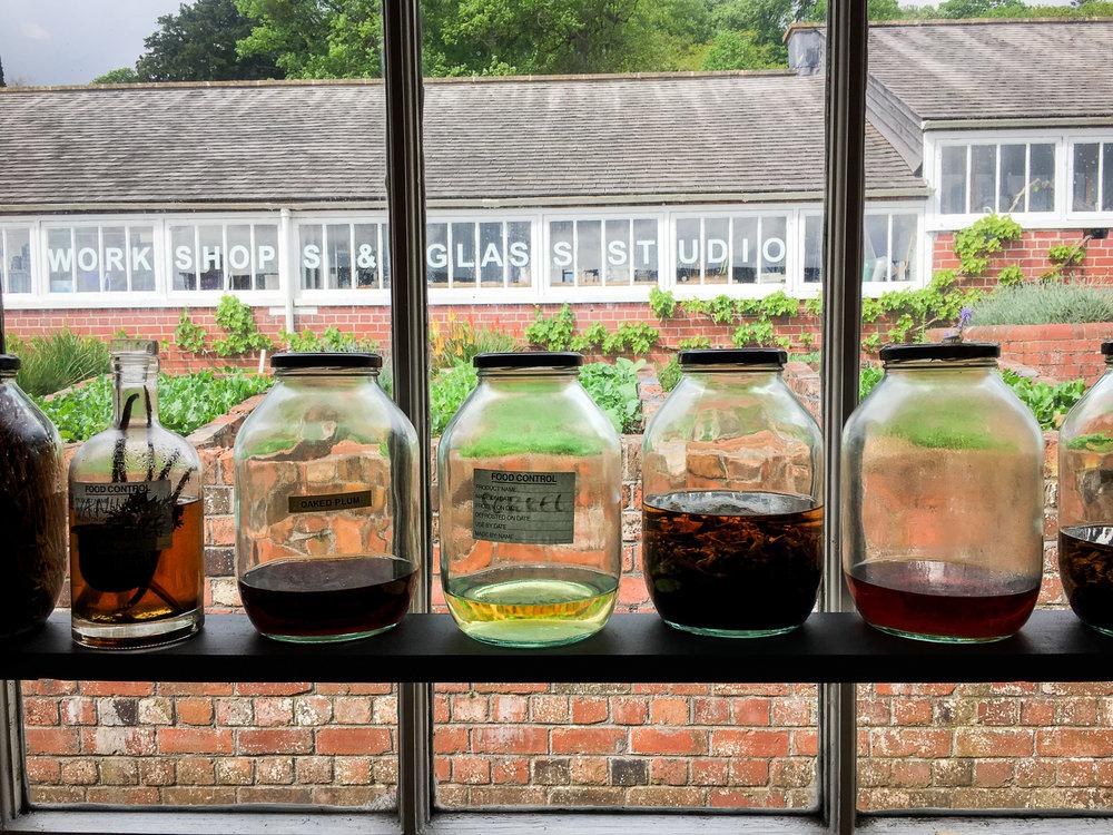 The Ethicurean Pickling Jars