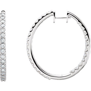 Hinged Hoops  -   1/4 ctw Hinged Diamond Hoops Starting At   $675    1/2 ctw Hinged Diamond Hoops Starting At   $999    3/4 ctw Hinged Diamond Hoops Starting At   $1,299    1 ctw Hinged Diamond Hoops Starting At   $1,599    3 ctw Hinged Diamond Hoops Starting At   $3,463