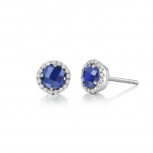 September Birthstone Stud Earrings  List Price: $135    Our Price $108
