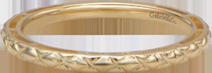 LR4583Y4JJJ  – 14K Yellow Gold Band.  List Price: $300