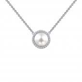 Pearl Necklace.    List Price: $135       Our Price: $108