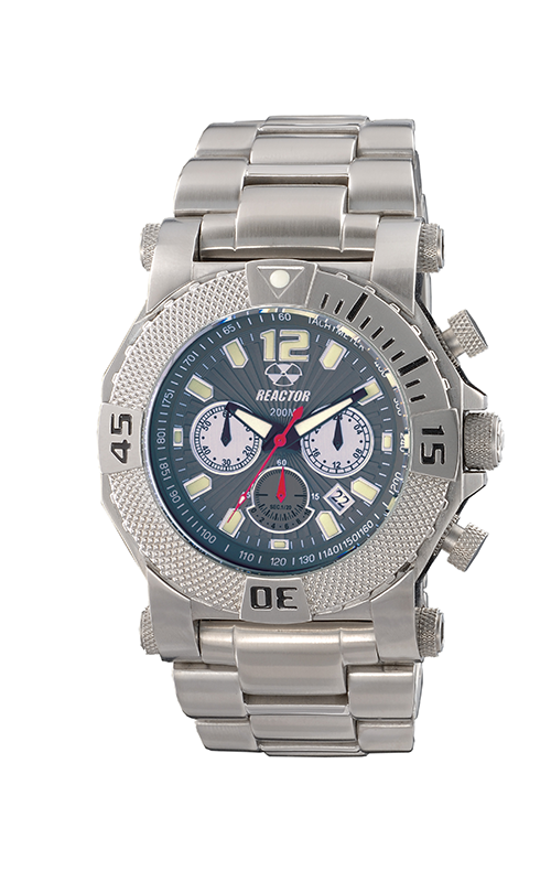 93010  - Neutron Superluminova Dial Chronograph With Stainless Steel Band.    List Price: $350      Our Price: $280
