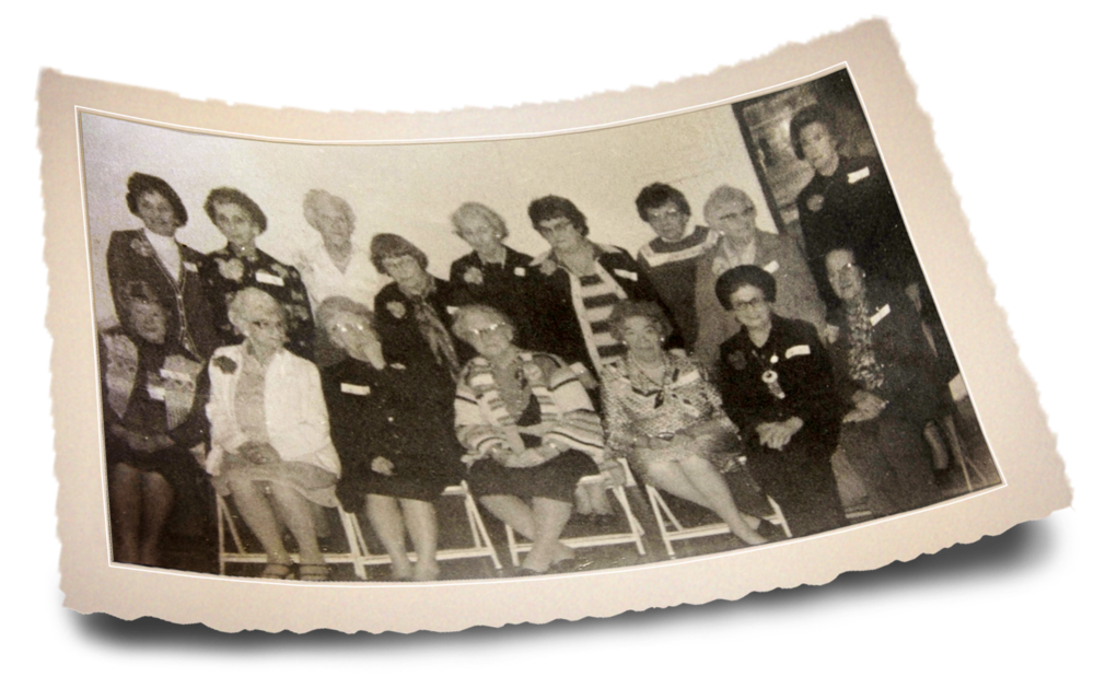 29 Woman's Club Past Presidents -