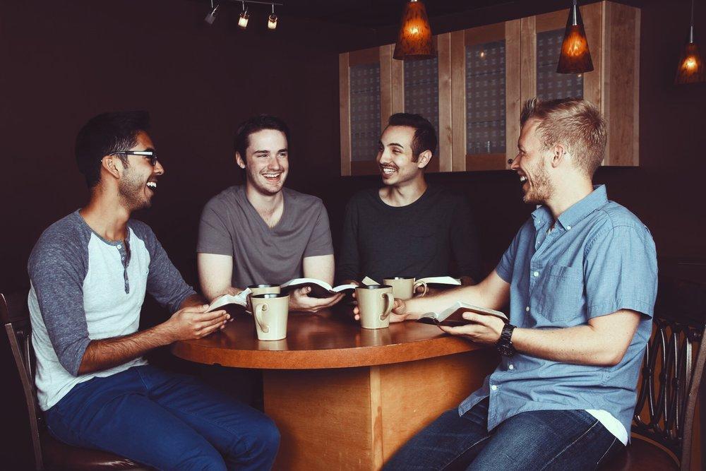 Men's Ministry -