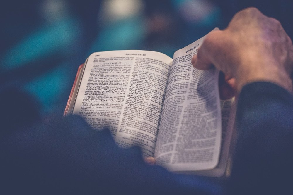 Read Your Bible -