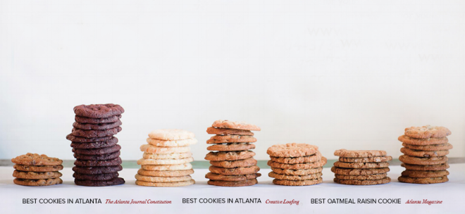 The Cookie Studio - baking happiness since 2005.