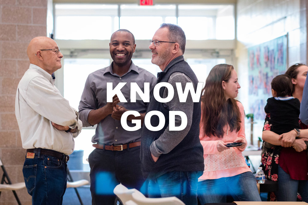 Copy of Know God
