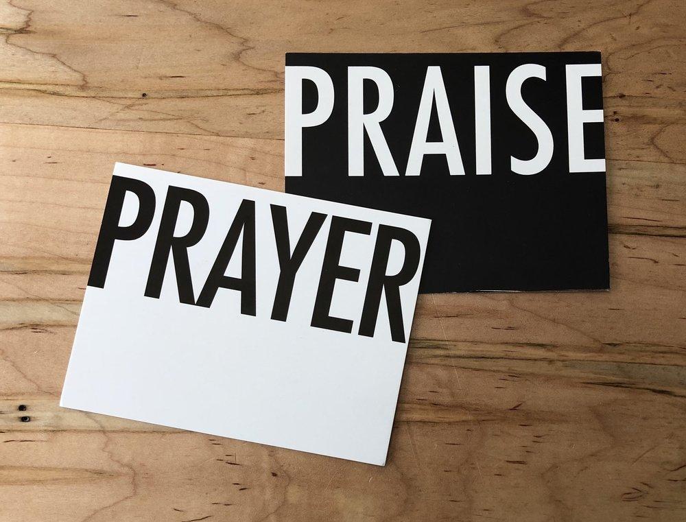 PRAYER:PRAISE.JPG