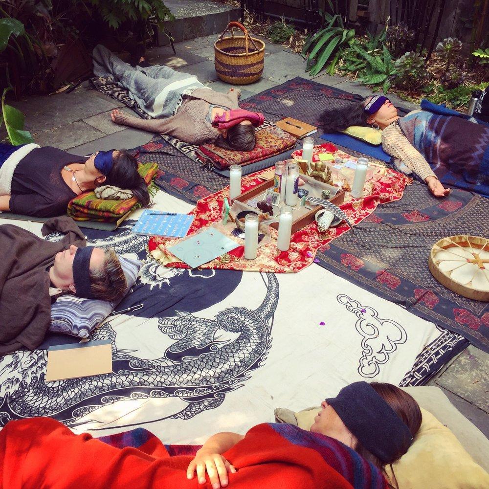 Shamanic Journey Oakland CA