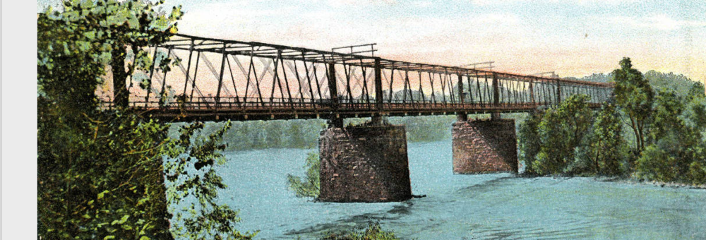 Columbia, S. C. Gervais St. Bridge over Congaree River (1920) Postcards of the Midlands Collection