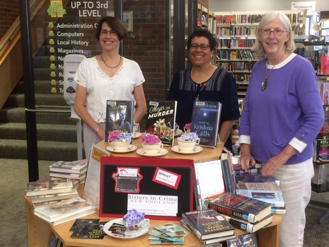 An enjoyable time at the Framingham Public Library on August 4.