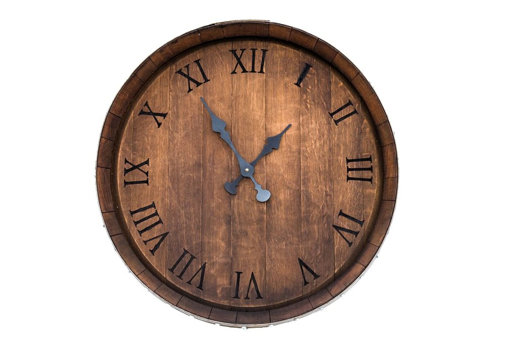 barrel head clock.JPG