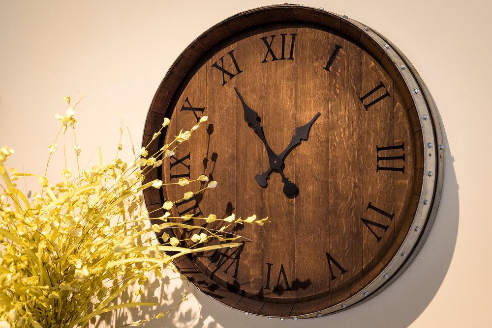 barrel head clock 4.JPG
