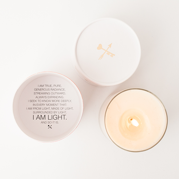 Energy Moves - Kapha Dosha Candle