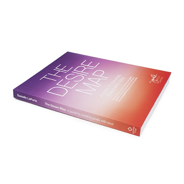 The Desire Map Book