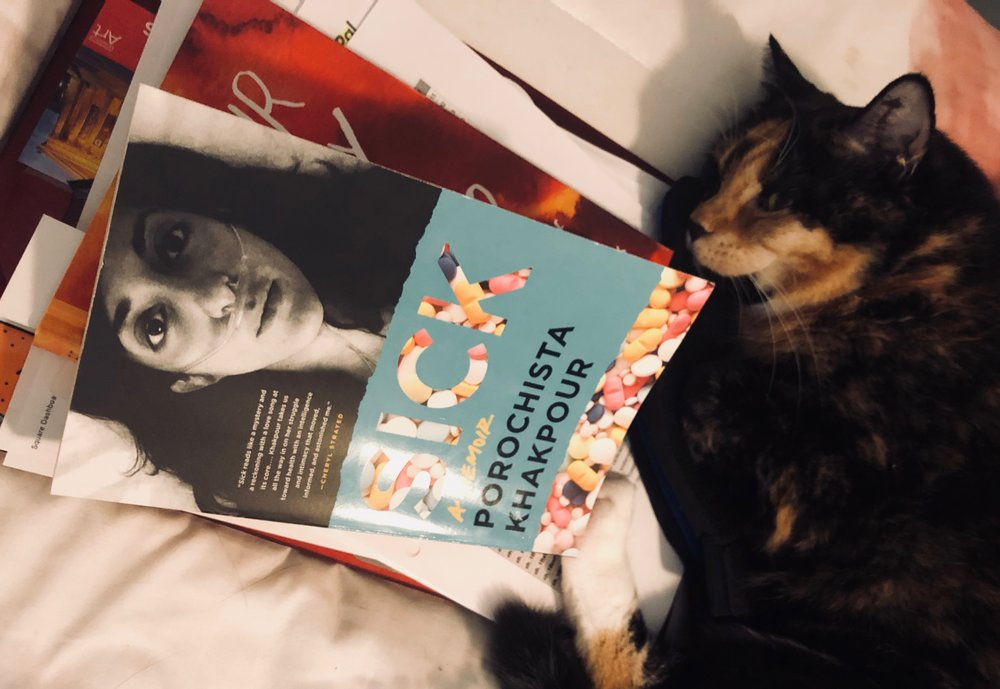 August Book Review - 'Sick,' By Porochista Khakpour