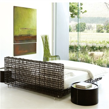 Kenneth Cobonpue Yin And Yang Bed